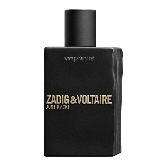 Zadig&Voltaire Just Rock EDT parfum for men - without package - 100ml