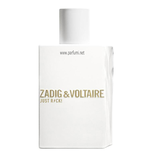 Zadig&Voltaire Just Rock EDP парфюм за жени - 50ml.