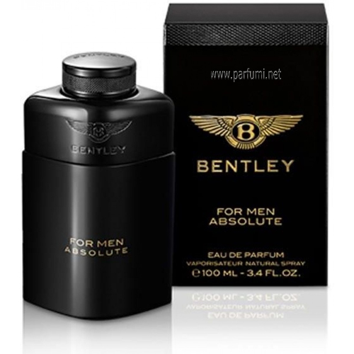 Bentley Absolute EDP парфюм за мъже - без опаковка - 100ml