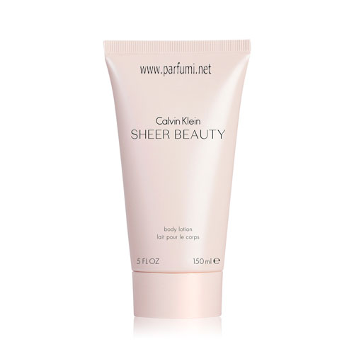 CK Sheer Beauty Body Lotion for women - 150ml