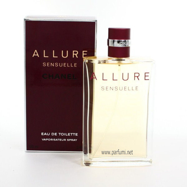 Chanel Allure Sensuelle EDT парфюм за жени - 100ml.