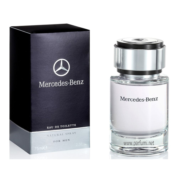Mercedes-Benz for Men EDT парфюм за мъже - 120ml