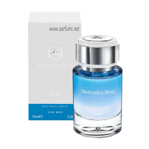 Mercedes-Benz Sport for Men EDT за мъже - 40ml