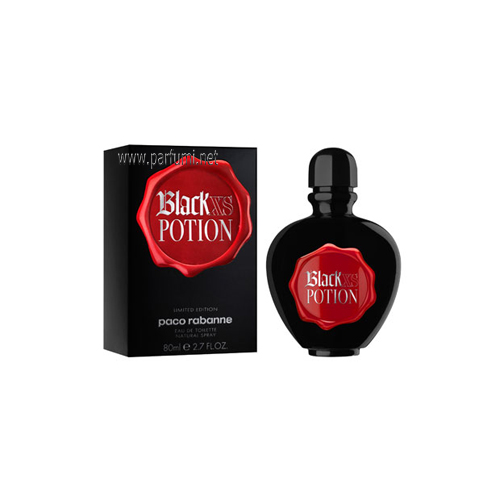 Paco Rabanne Black XS Potion EDT за жени - 50ml.