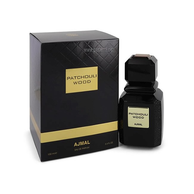 Ajmal Patchouli Wood EDP Unisex parfum - 100ml