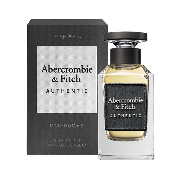 Abercrombie Fitch Authentic Homme EDT парфюм за мъже - 100ml