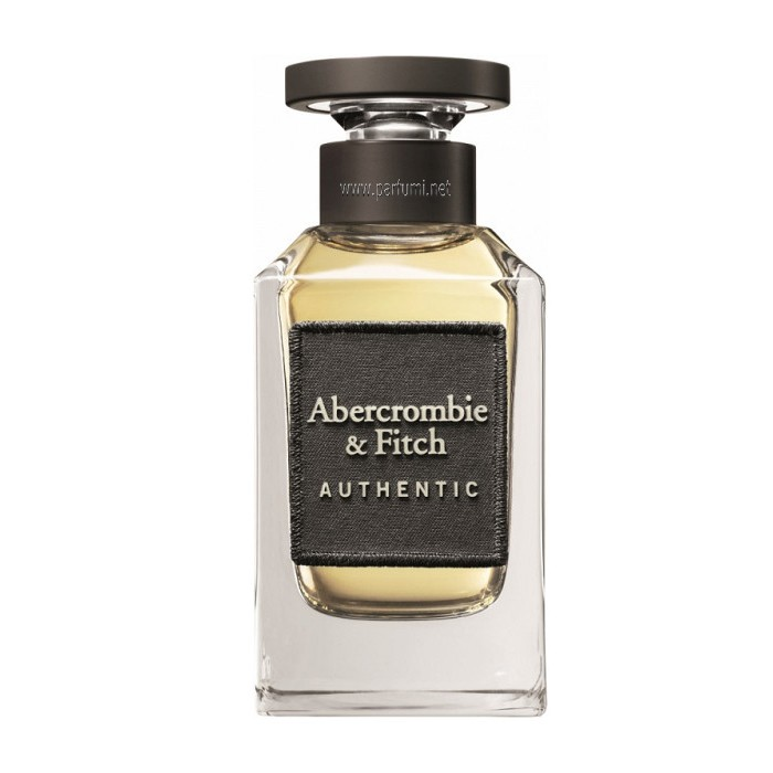 Abercrombie Fitch Authentic Homme EDT парфюм за мъже - без опаковка - 100ml