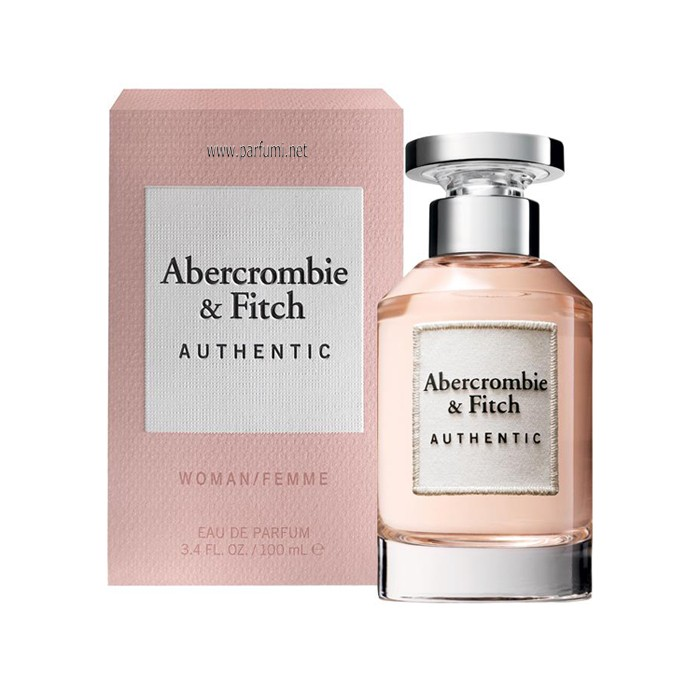 Abercrombie Fitch Authentic Woman EDP парфюм за жени - 100ml