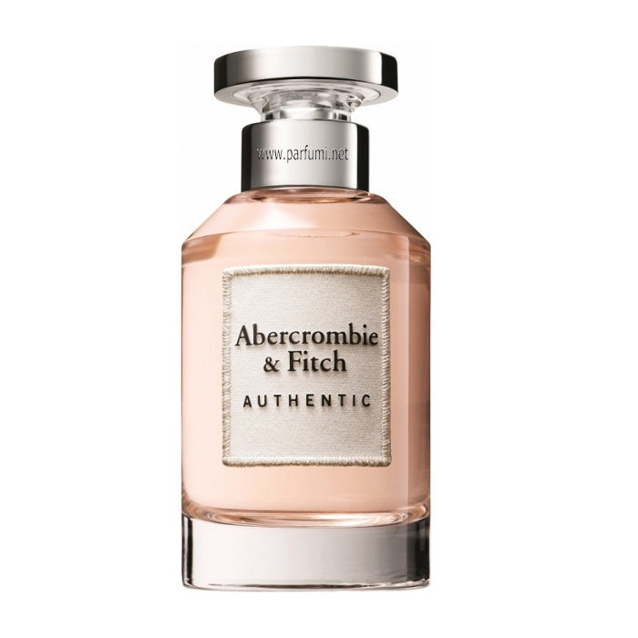 Abercrombie Fitch Authentic Woman EDP perfume for women - without package - 100m