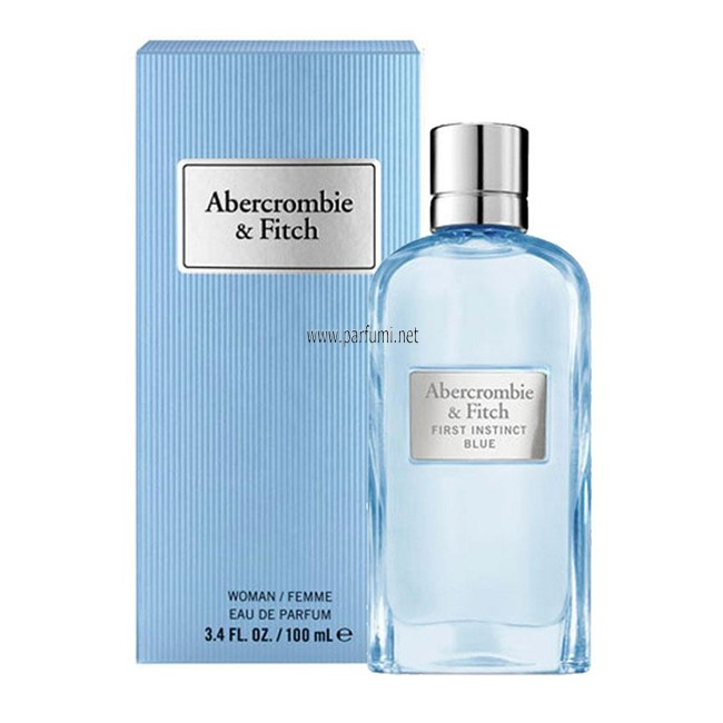 Abercrombie Fitch First Instinct Blue EDP parfum for woman - 100m