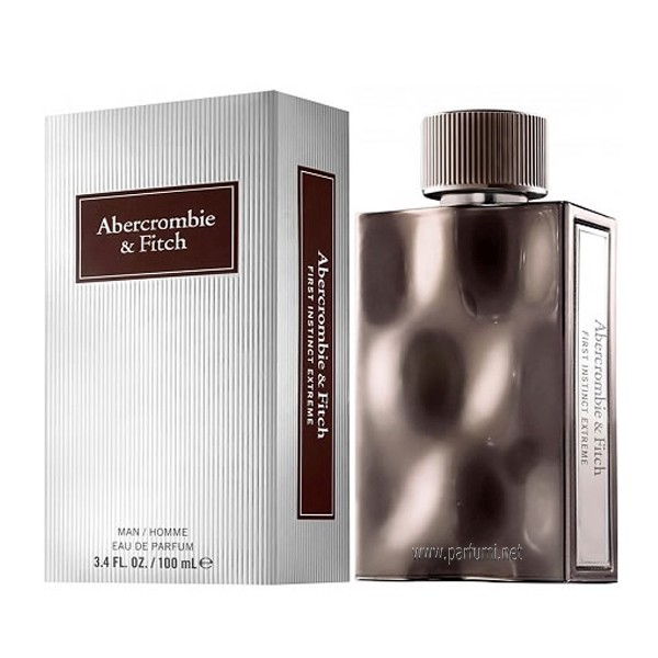 Abercrombie Fitch First Instinct Extreme EDP за мъже - 100ml
