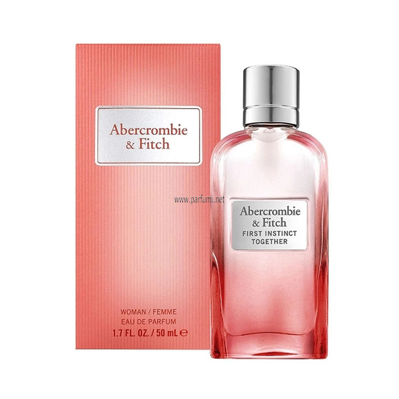 Abercrombie Fitch First Instinct Together EDP Parfum for women - 100ml