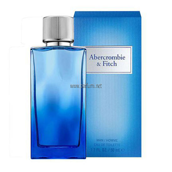 Abercrombie Fitch First Instinct Together EDT for men - 100ml