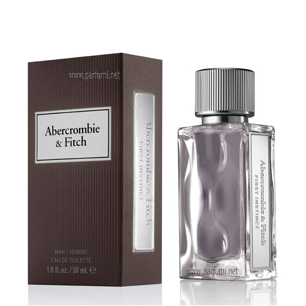 Abercrombie Fitch First Instinct Homme EDT parfum for men - 100ml