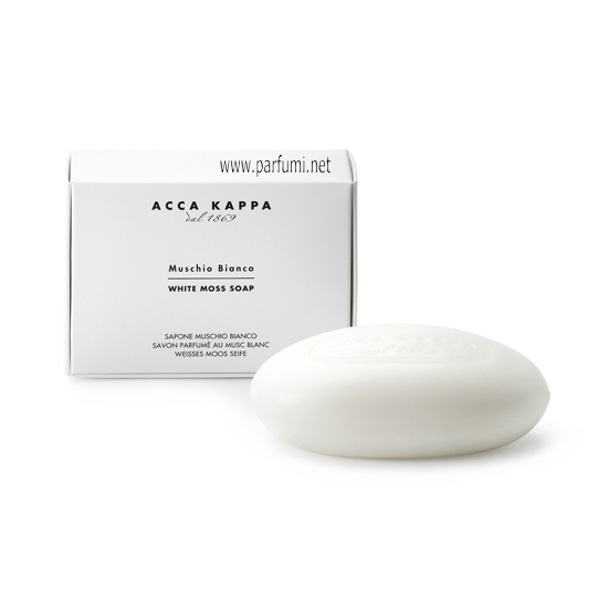 Acca Kappa Soap White Moss - 150gr