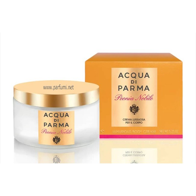 Acqua di Parma Peonia Nobile Body Cream - 150ml