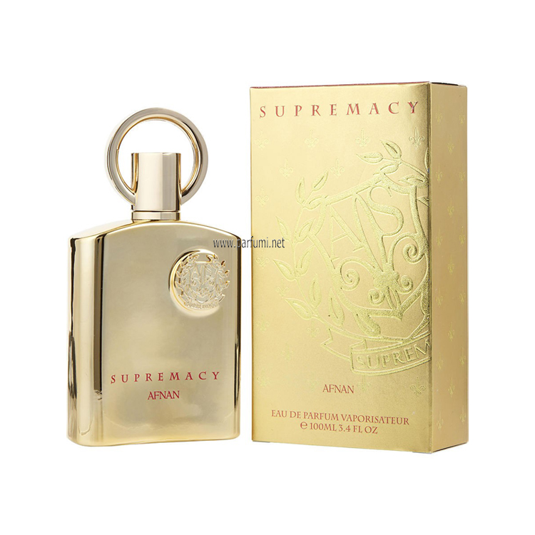 Afnan Supremacy Gold EDP Унисекс парфюм - 100ml