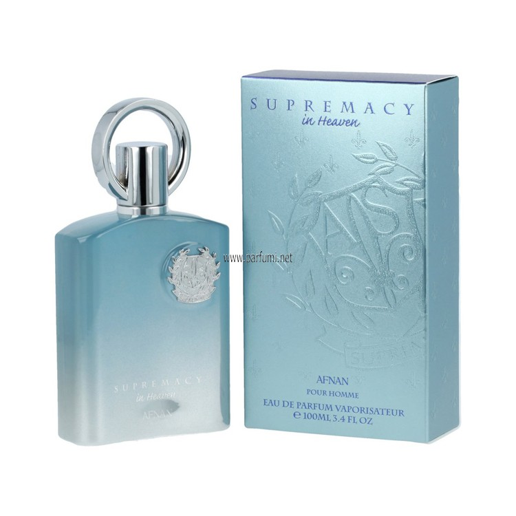 Afnan Supremacy In Heaven EDP perfume for men - 100ml