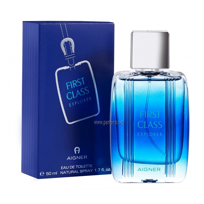 Aigner Etienne First Class Explorer EDT парфюм за мъже - 100ml