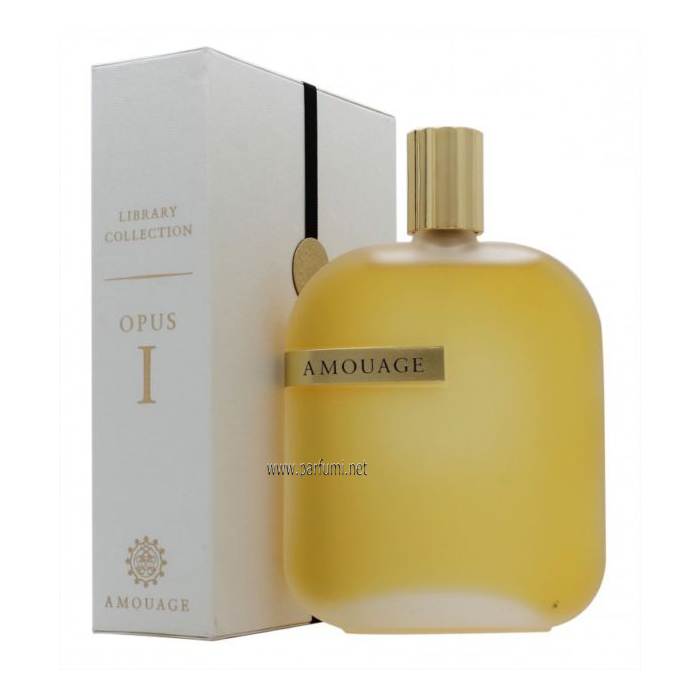 Amouage Library Collection Opus I EDP unisex perfume- 100ml