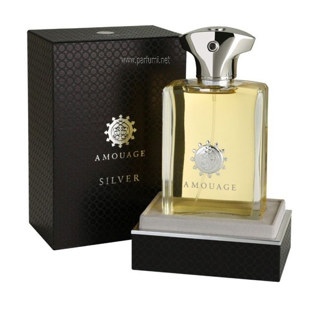 Amouage Silver Man EDP parfum for men - 100ml