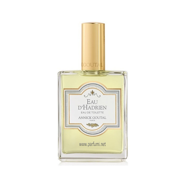 Annick Goutal Eau d`Hadrien EDT  for men - without package - 100ml