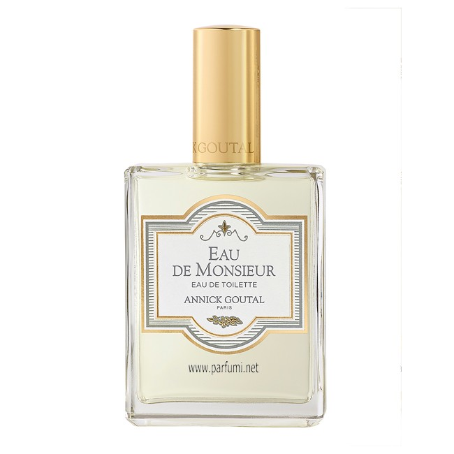 Annick Goutal Eau de Monsieur EDT parfum for men - without package - 100ml