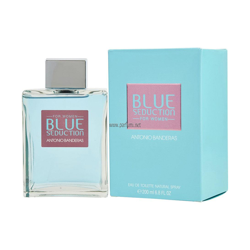 Antonio Banderas Blue Seduction EDT за жени - 200ml