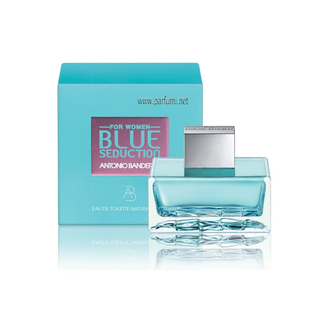 Antonio Banderas Blue Seduction EDT за жени - 80ml