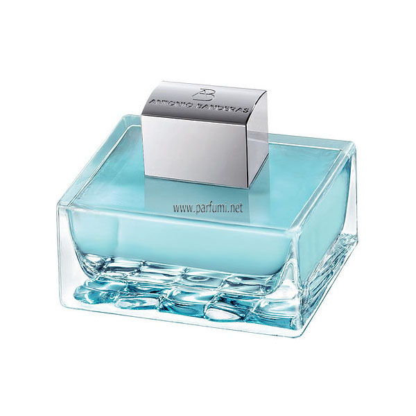 Antonio Banderas Blue Seduction EDT парфюм за жени - без опаковка - 80ml