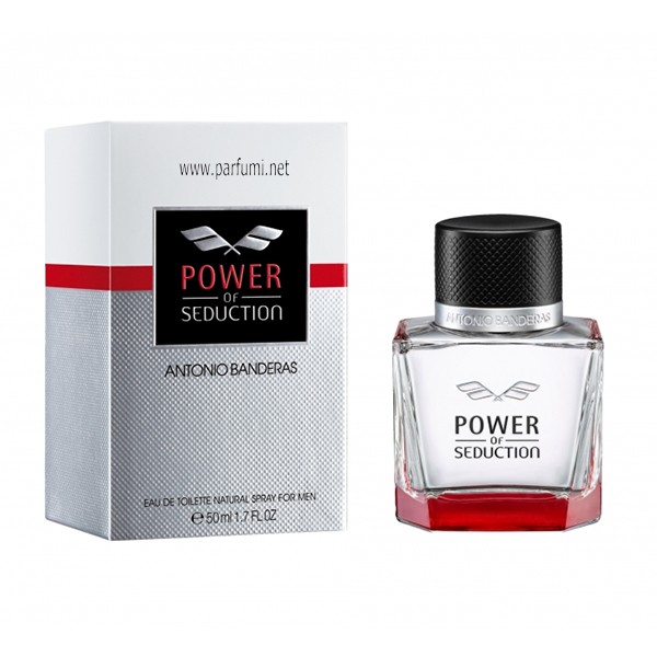Antonio Banderas Power Of Seduction EDT парфюм за мъже - 100ml