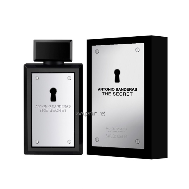 Antonio Banderas The Secret EDT за мъже - 100ml