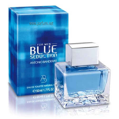 Antonio Banderas Blue Seduction EDT за мъже - 100ml