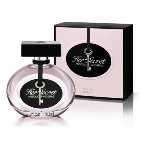 Antonio Banderas Her Secret EDT за жени - 80ml
