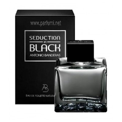 Antonio Banderas Seduction In Black EDT за мъже - 100ml