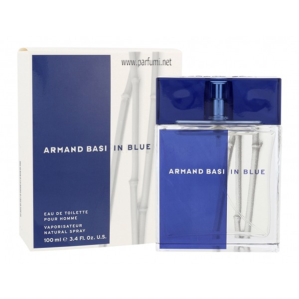 Armand Basi In Blue EDT парфюм за мъже - 100ml