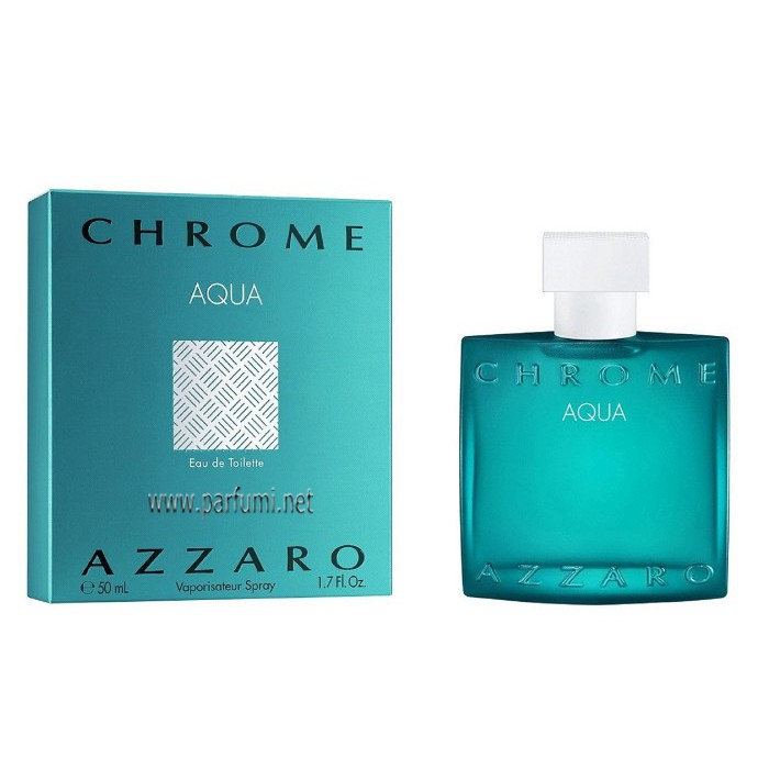 Azzaro Chrome Aqua 2019 EDT for men - 100ml