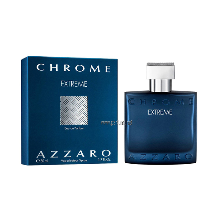 Azzaro Chrome Extreme EDP парфюм за мъже - 100ml