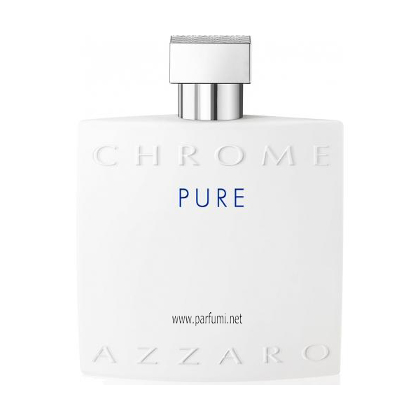 Azzaro Chrome Pure EDT парфюм за мъже - без опаковка - 100ml