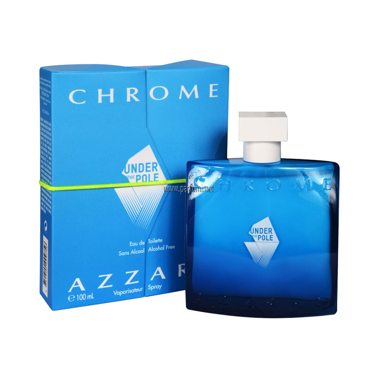 Azzaro Chrome Under the Pole EDT за мъже - 100ml