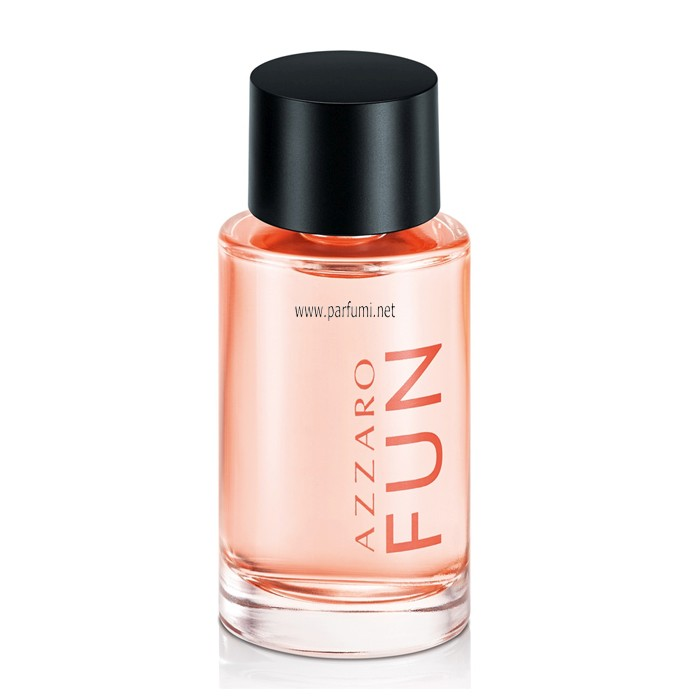 Azzaro Fun EDT unisex perfumes - without package- 100ml