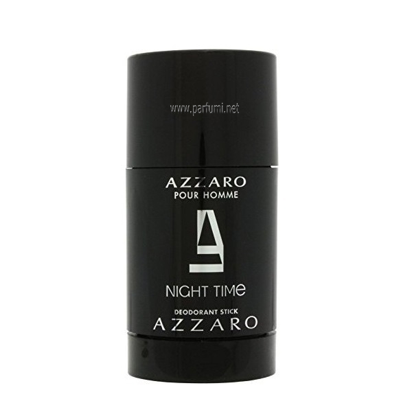 Azzaro Pour Homme Night Time Део Стик за мъже - 75ml