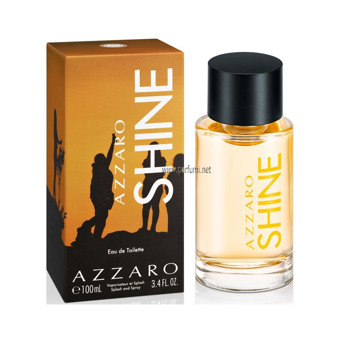 Azzaro Shine EDT unisex perfumes - 100ml