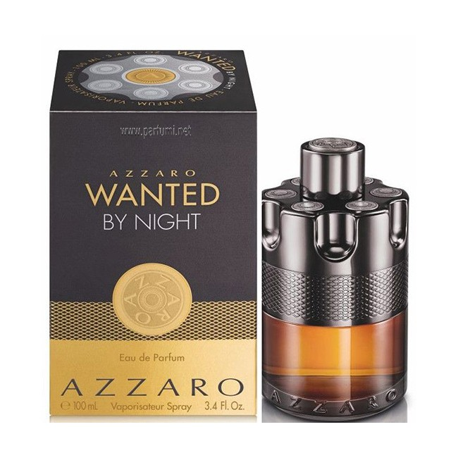Azzaro Wanted By Night EDP парфюм за мъже - 100ml