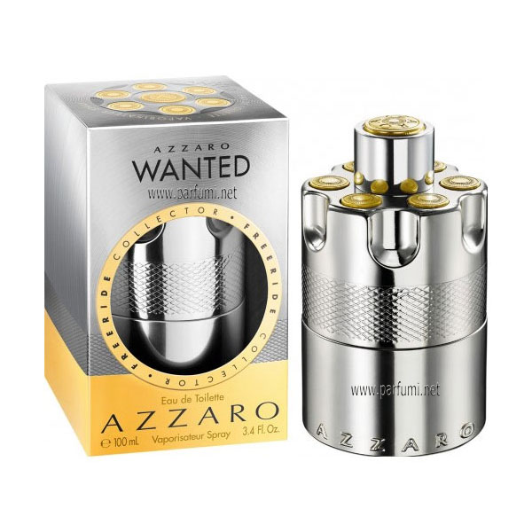 Azzaro Wanted Freeride EDT за мъже - 100ml.