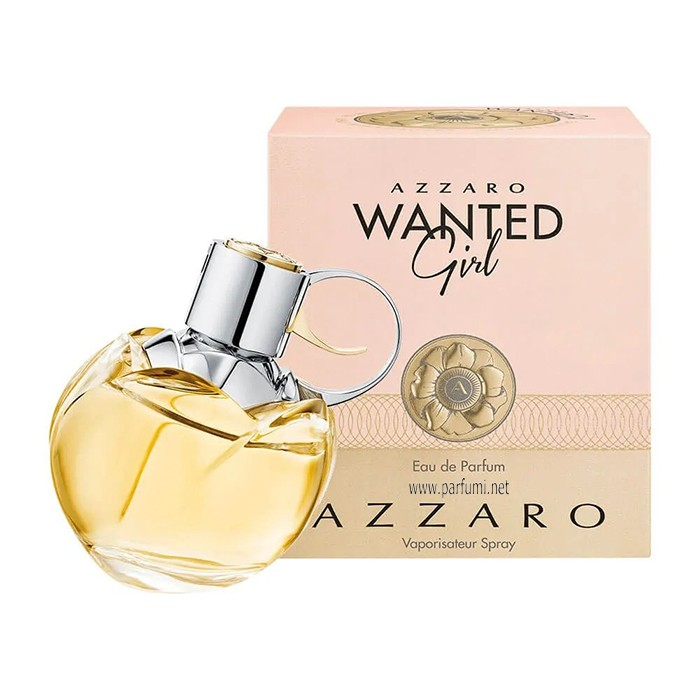 Azzaro Wanted Girl EDP for women - 80ml