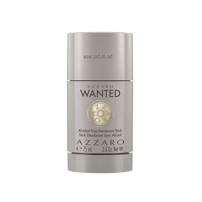 Azzaro Wanted Deo Stick for men - 75ml