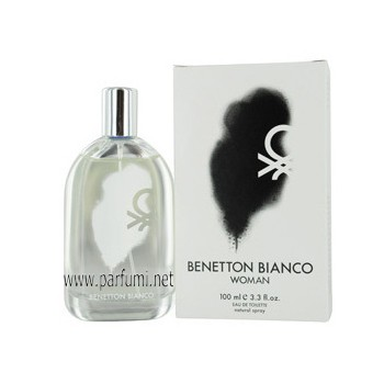 Benetton Bianco EDT for women - without package - 100ml