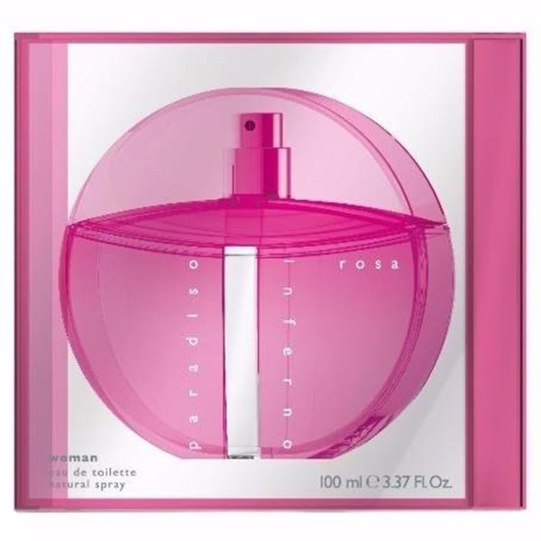 Benetton Paradiso Inferno Pink /Rosa/ EDT парфюм за жени - 100ml