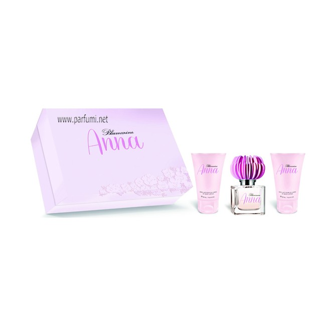 Blumarine Anna Set for women -30ml EDP+30BL+30SG